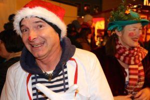 Schongau Weihnachtsmarkt.Klinikclowns De Clowns Auf Weihnachtsmarkt In Schongau