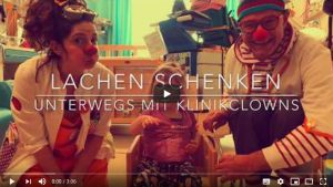 video unterwegs mit klinikclowns 300px
