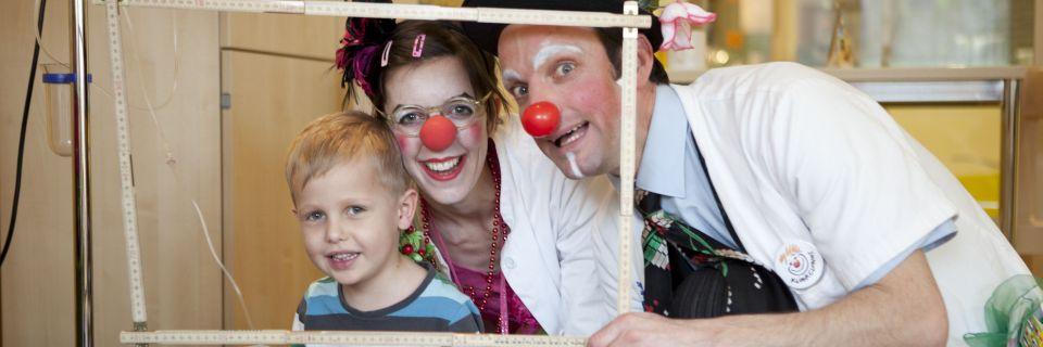Moodbild Clown Reports